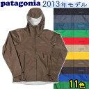 送料無料 パタゴニア PATAGONIA トレントシェル ジャケット 83801 【2013年モデル】 全11色 レインシャドー マウンテンパーカー アウトドア 好きにもお勧め メンズ(男性用)