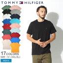 【メール便可】 TOMMY HILFIGER トミーヒルフィガー Tシャツ ベーシック コットン コア フラッグ 全7色Basic Cott...
