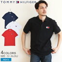 TOMMY HILFIGER トミーヒルフィガー トミージーンズ ポロシャツ トミーバッジレギュラーフィットポロ DM0DM07456 メンズ カットソー トップス コットン 無地 ロゴ 運動 スポーツ アウトドア ブランド 黒 白 赤