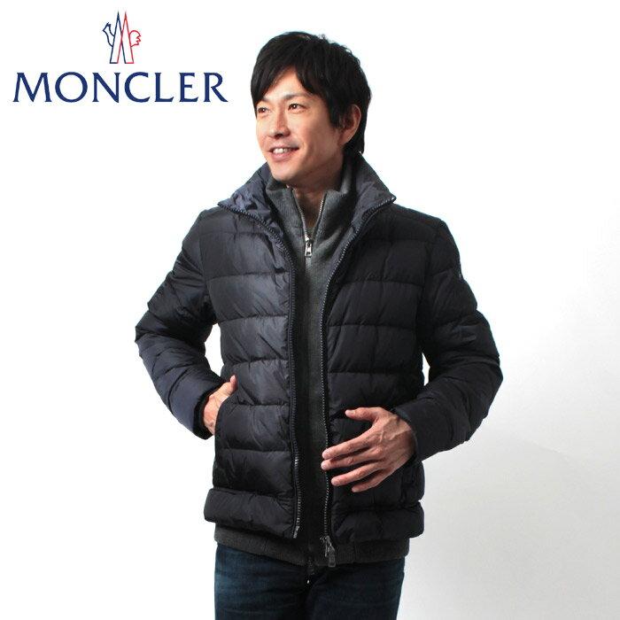 送料無料 MONCLER モンクレール ダウンジャケット ロミュアルド ROUMUALD 2013年モデル 41330 54155 ダウン ベスト ジン ディナント フェドール ジャージー ヒマレイ 好きにもお勧め メンズ(男性用) [冬物]