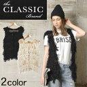 クラシック CLASSIC ベスト 全2色CLASSIC WOMENS VEST WVE0012US アメリカ ストリート アメカジ トップス ベスト ファー ボア カジュアル ノースリーブレディース(女性用)