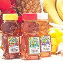 HAWAIIAN RAINBOW BEES ハワイアン レインボー ビーズ はちみつ 8oz(226g) [返品不可]生はちみつ 非加熱 天然 無添加 無加工 酵素雑貨 ..