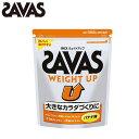 返品不可 ザバス SAVAS 健康食品 ウェイトアップ 1260g バナナ味WEIGHT UP 1260g CZ7037部