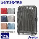 送料無料 SAMSONITE サムソナイト スーツケース コスモライト3.0 スピナー 81 COSMOLITE3.0 SPINNER 81 73352 123L 全6色メンズ 兼 レディース キャリーケース キャリーバッグ かばん トラベル ビジネス 大型荷物