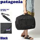 送料無料 PATAGONIA パタゴニア バッグ ヘッドウェイ MLC 45LHEADWAY MLC 48765 BLKトラベル かばん バック 鞄 バックパック アウトドアメンズ(男性用) 兼 レディース(女性用)