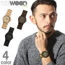 楽天Z-CRAFT送料無料 WEWOOD ウィーウッド KAPPA カッパ 全4色腕時計 ウォッチ 時計 木製 木 ナチュラル オーガニック 天然 ギフト プレゼントメンズ(男性用) 兼 レディース(女性用)