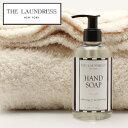 THE LAUNDRESS ザ ランドレス HAND SOAP ハンド ソープ液体 石鹸 せっけん モイスチュアソープ モイスチャー 弱アルカリ性 ストライプ【航空便対象外商品】
