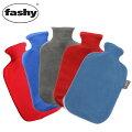 FASHY ファシー フリース 湯たんぽ HWB 6530 全5色 2.0Lスタンダードカバー湯たんぽ 水枕 ドイツ製 ...