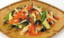 キヌサヤ、人参、くわい、マ・・・■業務用としてもOK■中華野菜ミックス500g