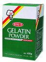 粉ゼラチン(緑)450g【野洲化学】「ゼリー 製菓材料 業務用」【RCP】