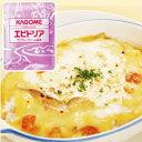 ドリアベース エビドリア(サフランクリーム風味)1食180g【カゴメ】「おかず 業務用」【RCP】