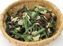 水煮 山菜ミックス(野菜ときのこ)1kg【長山フーズ】「山菜料理 健康料理 煮物 和風料理 業務用」