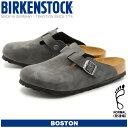 全国送料無料 BIRKENSTOCK ビルケンシュトック ボストン [普通幅タイプ](BOSTON 259551)メンズ 男性コンフォート サンダル 靴 シューズ レギュラーフィット ビルケン