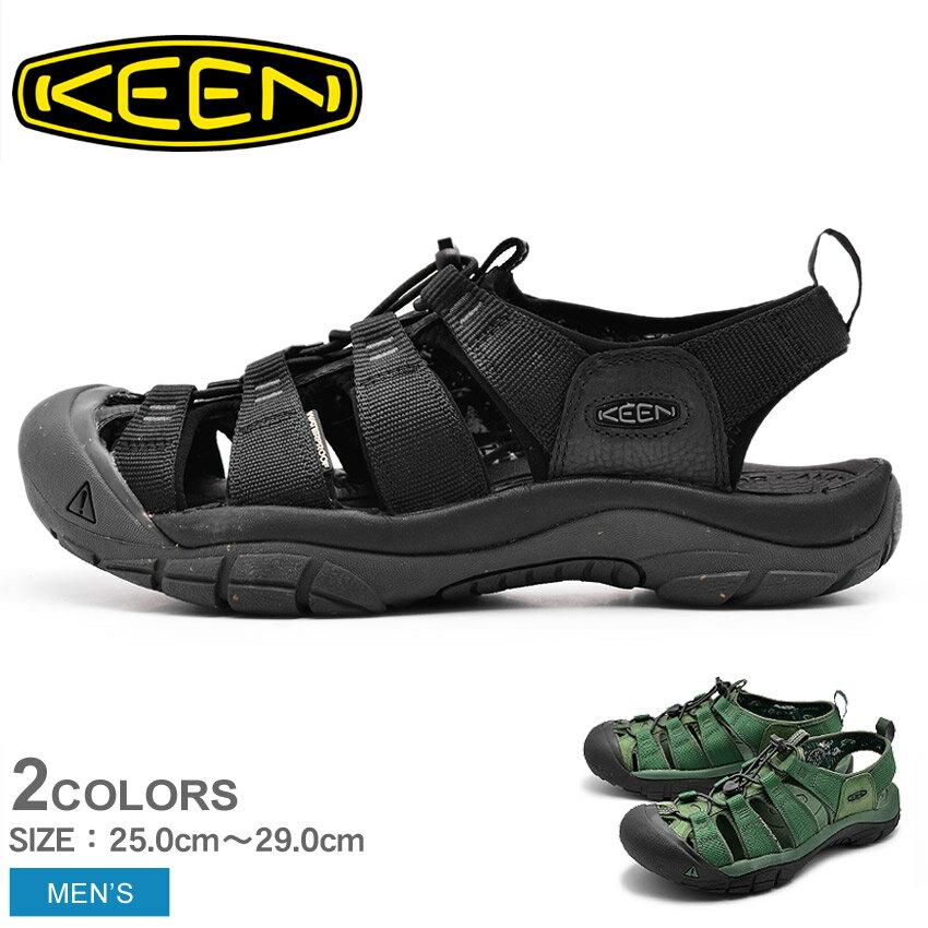 KEEN キーン サンダル ニューポート エコ NEWPORT ECO 1018803 1018802 メンズ 誕生日 プレゼント ギフト おしゃれ 夏