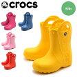 クロックス(CROCS) ハンドル イット レイン ブーツ キッズ 全4色 くろっくす(CROCS HANDLE IT RAIN BOOT KIDS) キッズ&ジュニア(子供用) 激安