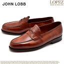 【割引クーポン配布中】JOHN LOBB ジョンロブ ローファー ブラウン ロペス LOPEZ309151L 1V メンズ ビジネス フォーマル クリスマス