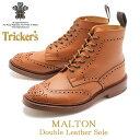 全国送料無料 トリッカーズ TRICKER'S マートン ダブルレザーソール タンCシェード TRICKERS (TRICKER'S 2508 MALTON) ブーツ カントリー メンズ 男性