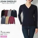 ジョンスメドレー オーキッド セーター セーター JOHN SMEDLEY ORCHID SWEATER レディース ブラック 黒 ブラウン ベージュ スリムフィ..