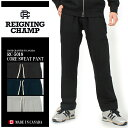 送料無料 レイニングチャンプ REIGNING CHAMP コア スウェット パンツ 全3色(reigning champ RC-5018 CORE SWEAT PANT)メンズ(男性用)イージーパンツ スエット ヘビーウエイト