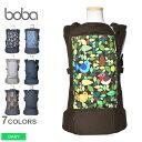BOBA ボバ ベビーキャリア ボバキャリア 4GS BOBA CARRIER 4G BC5 ベビー 子供 ベビーキャリア 抱っこ紐 抱っこひも おんぶひも だっこ紐 おんぶ紐 総柄 青 紺 出産祝い 誕生日 プレゼント ギフト