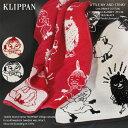 全国送料無料 クリッパン KLIPPAN コットン リトルミイ ブランケット 70×90 全2色(KLIPPAN CHENILLE COTTON MINI BL...
