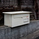 RoomClip商品情報 - ポスト ホワイト【ポスト】【メールボックス】【新居に!】【レトロ】
