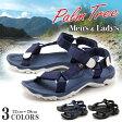 ショッピングスポーツ シューズ パームツリー アウトドア スポーツサンダル ブラック ネイビー 全3色(PALM TREE PT-163)メンズ(男性用) 兼 レディース(女性用) カジュアル サンダル 靴 ストラップ 黒 紺