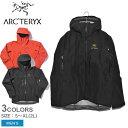 送料無料 ARC'TERYX アークテリクス ジャケットアルファ SV ジャケット ALPHA SV JACKET18082 メンズ