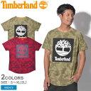 【メール便可】 TIMBERLAND ティンバーランド 半袖Tシャツ 全2色カモ リニアツリー 半袖Tシャツ CAMO LINEAR TREE S/S TEEA1MBM M82 N23 メンズ