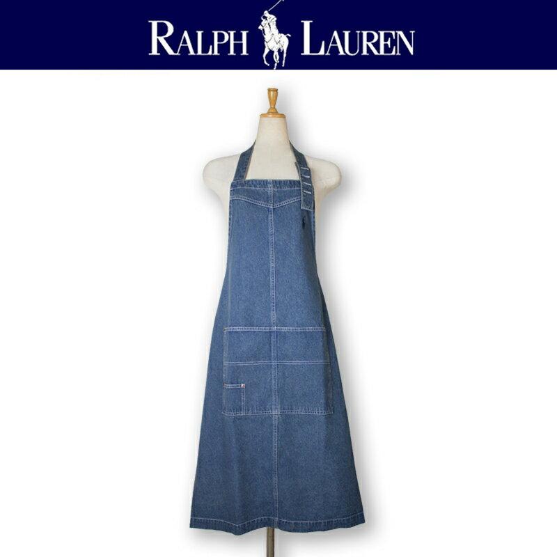 RALPH LAUREN(ラルフローレン) デニムエプロン