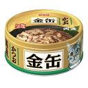 (まとめ)アイシア 金缶ミニ かつお 70g 【猫用・フード】【ペット用品】【×48セット】