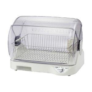 (まとめ)タイガー魔法瓶 食器乾燥機サラピッカDHG-T400W 1台【×3セット】