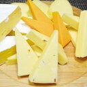 北海道オリジナル ナチュラルチーズセット 【5種セット】 冷蔵40日 日本製 〔ご家庭用 贈りもの パーティー〕【代引不可】