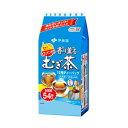 ショッピング麦茶 (まとめ)伊藤園 香り薫るむぎ茶 ティーバッグ【×10セット】