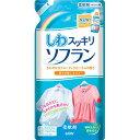 ライオン しわスッキリ ソフラン つめかえ用 500ml (...