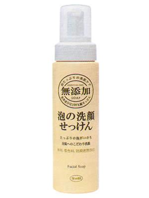 ミヨシ 無添加 泡の洗顔石鹸 200ml