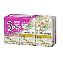 楽天ドラッグストアザグザグ通販[花王]ロリエ きれいスタイル プレシャスブーケの香り 36個×3パック