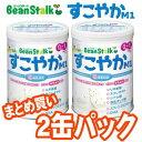 ビーンスターク すこやかM1(大缶)800g×2缶パック