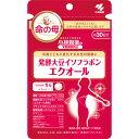 [小林製薬]発酵大豆イソフラボンエクオール 30粒/命の母/無添加/女性