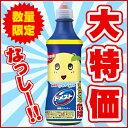 【数量限定】[ユニリーバ]ドメスト 除菌クリーナー お買い得品 ふなっしーボトル 500ml/トイレ/排水口