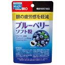 【数量限定】[オリヒロ]ブルーベリーソフト粒 袋タイプ 60...