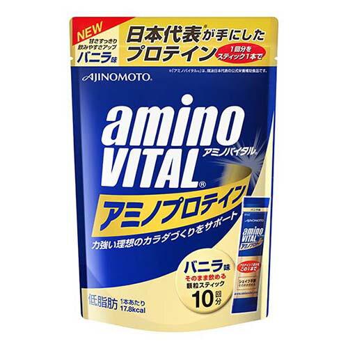 アミノバイタル アミノプロテイン 44g(4.4g×10本入)