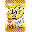 【数量限定】プチポリ納豆 しょうゆ味 18g/おやつ/おつまみ/お菓子/フリーズドライ/フリーズドライ納豆/カリカリ/スナック