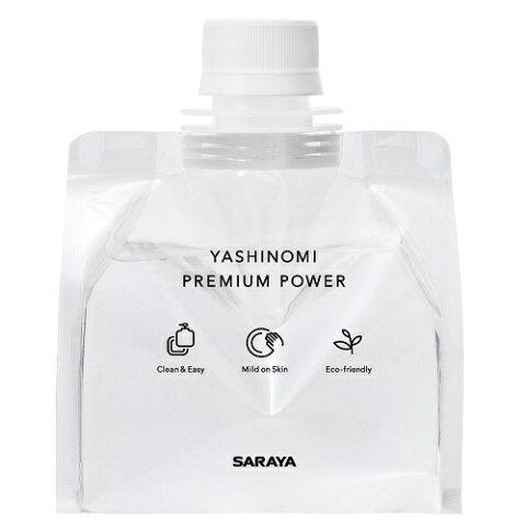 [サラヤ]ヤシノミ洗剤プレミアムパワー 付替え 240mL/台所洗剤/キッチン/詰替え