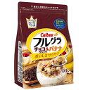 [カルビー]フルグラ チョコクランチ&バナナ 700g/グラノーラ/朝食/朝ごはん/シリアル