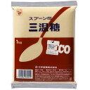 [三井製糖]スプーン印 三温糖 1kg/砂糖/調味料/料理
