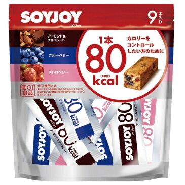 [大塚製薬]ソイジョイ カロリーコントロール80 (9本入)/大豆イソフラボン/低GI食品