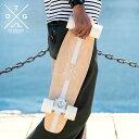 スケートボード ミニクルーザー ホワイト[66891]【 ミ...