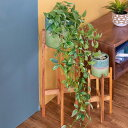 スタンド 植木鉢スタンド ウッドスタンド 高さ56cm 木製 98920 【 スタンド 直径18cm ガーデン雑貨 ポットスタンド 】