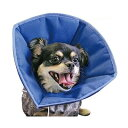 【送料無料】FANTASY WORLD 犬・猫用ラクラクペットカラー Vet's Soft Collar(ベッツソフトカラー) Mサイズ(頭回り:約39.5cm) VS-3